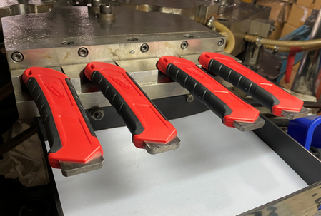 Insert Injection Molding for tool handles